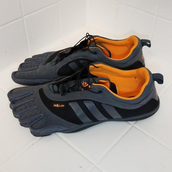 2fab5e04de25a1 adidas Other - Adidas Adipure OrthoLite Barefoot Shoes Size 12